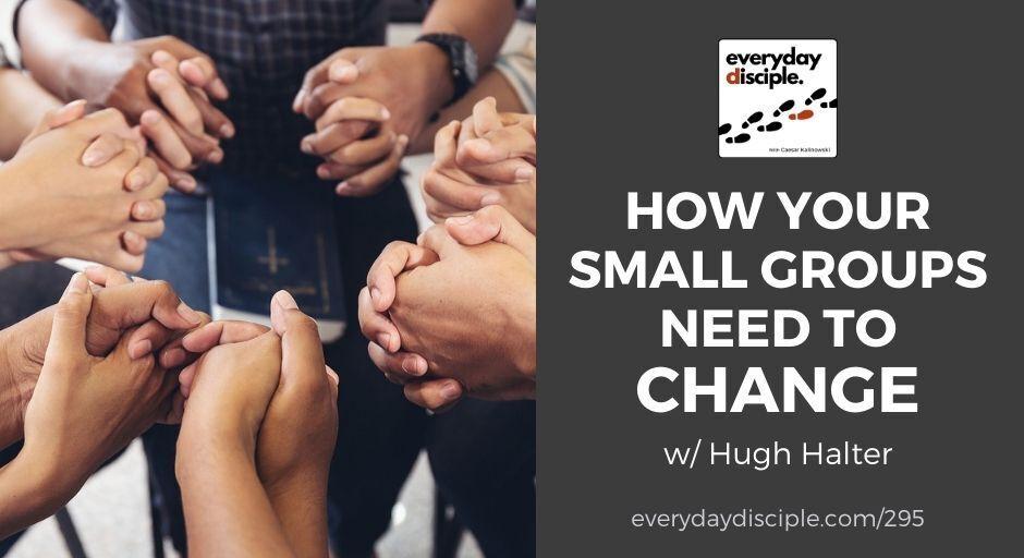Hugh Halter Podcast
